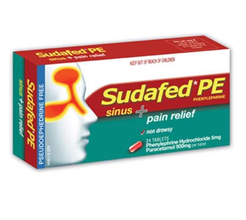 Nasal Congestion | Sudafed® Sinus Rescue Plan
